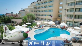 Side - Sweet Park Hotel aj s letenkou a all-inclusive