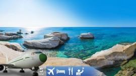Letecký zájazd na Cyprus