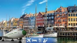Letecký zájazd do Dánska a Švédska