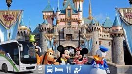 5-dňový zájazd do Disneylandu v Paríži