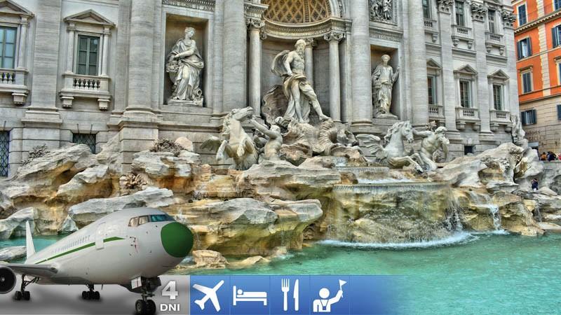 Letecký zájazd do Ríma