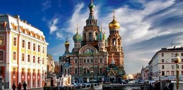 8-dňový autobusový zájazd do Petrohradu