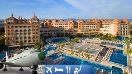 Side Colakli - Royal Alhambra Palace Hotel 5***** aj s letenkou a ultra all-inclusive