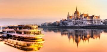 Kráľovná na Dunaji - Budapešť a návšteva ZOO
