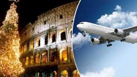Adventný letecký zájazd do Ríma