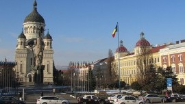 Letecký zájazd do Transylvánie