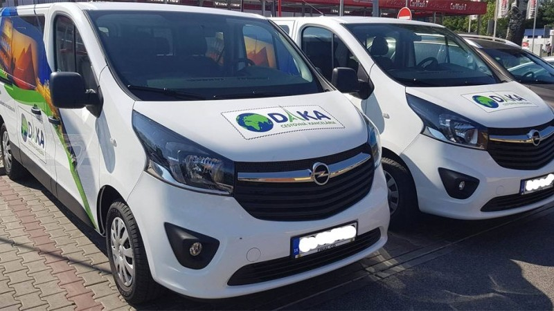 Opel Vivaro - DS950FS