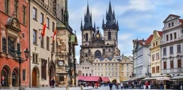 Zájazd do Prahy spojený s muzikálom We Will Rock You