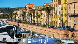 Sardínia - kus exotiky v Stredomorí