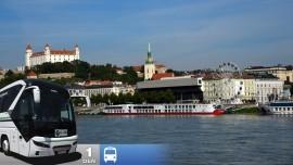 Zájazd po pamiatkach Bratislavy