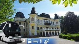 Krásny Betliar, kláštor Jasov, Opálové bane a Stará Ľubovňa