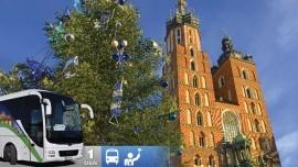 Adventný zájazd do Krakowa